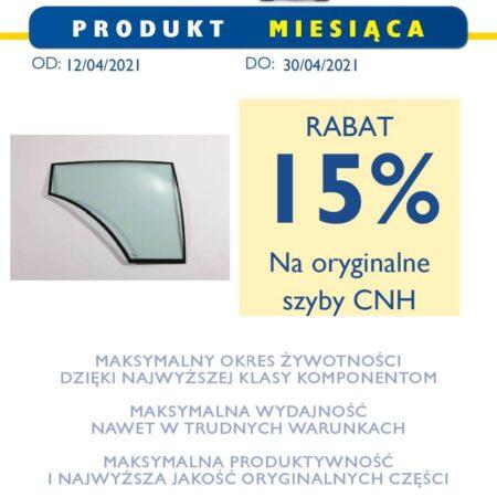 Rabat naoryginalne szyby CNH