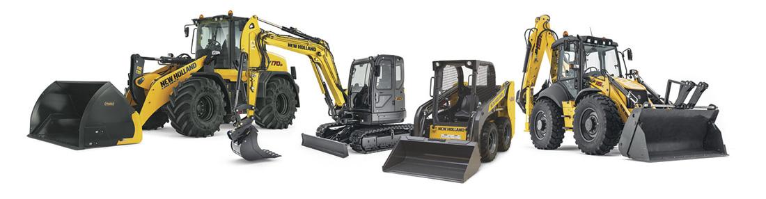 Maszyny budowlane NH